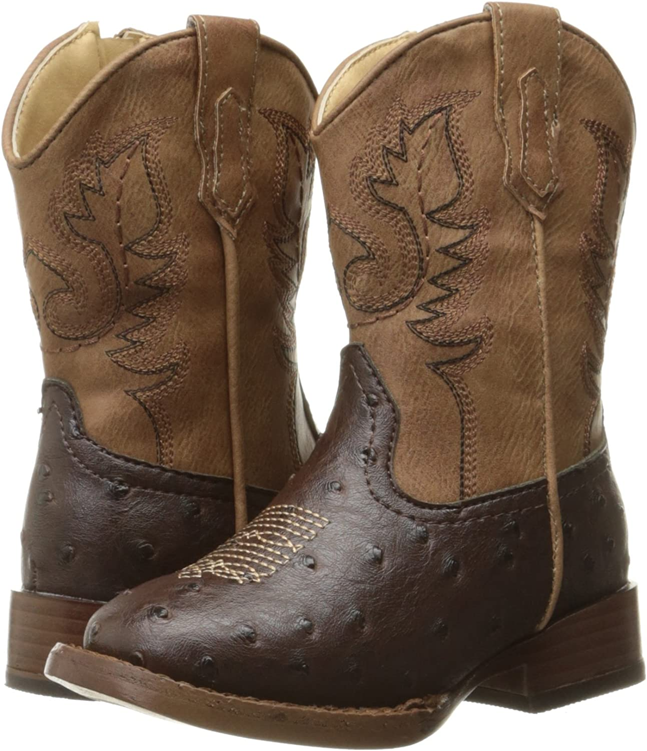 Roper Cowboy Cool Western Boot Toddler