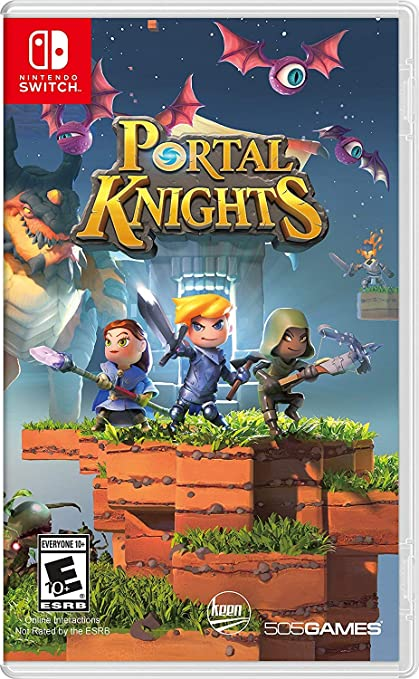 505 Games Portal Knights Básico Nintendo Switch vídeo - Juego ...
