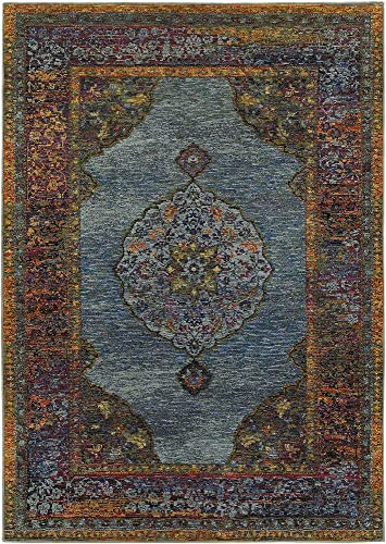 Oriental Weavers Andorra 7139A Indoor Area Rug