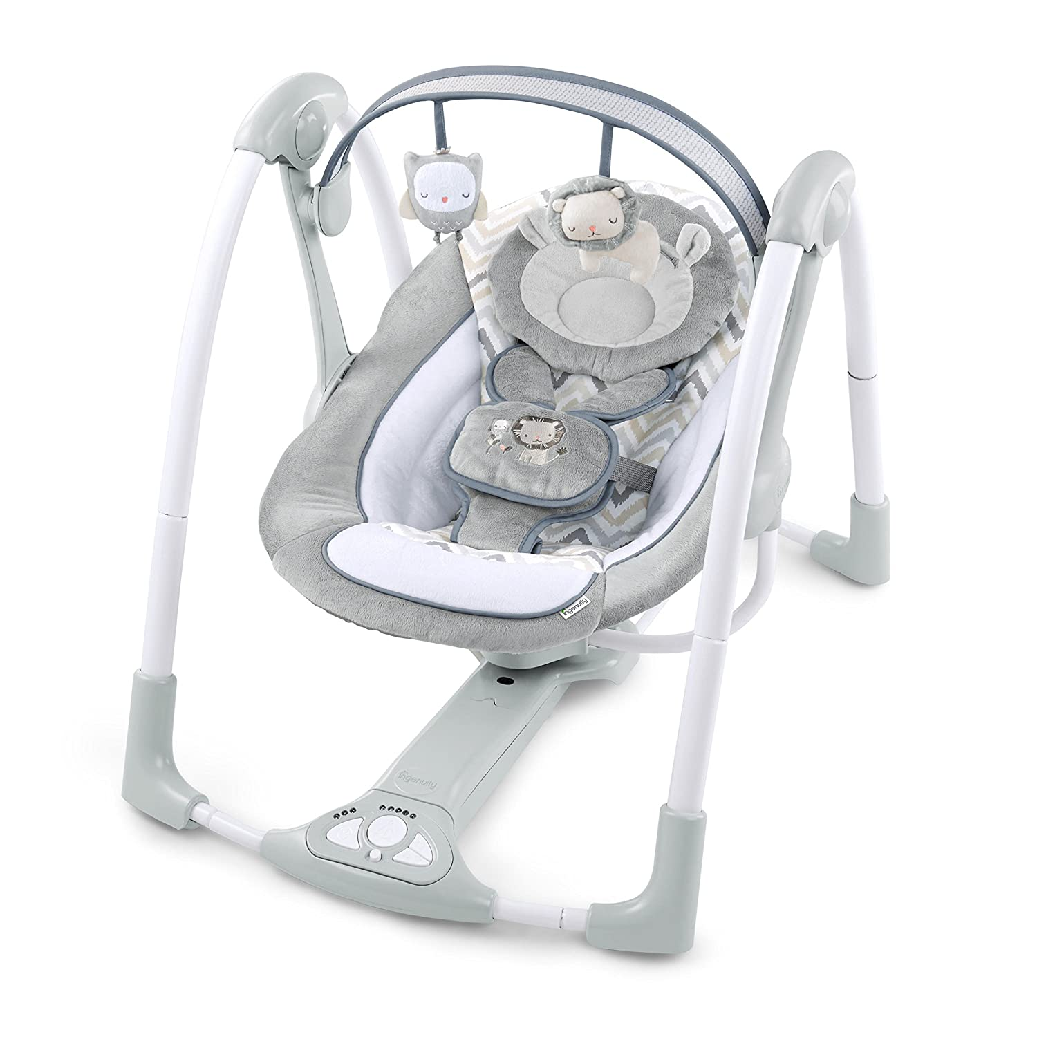 Ingenuity Power Adapt Portable Swing – Braden