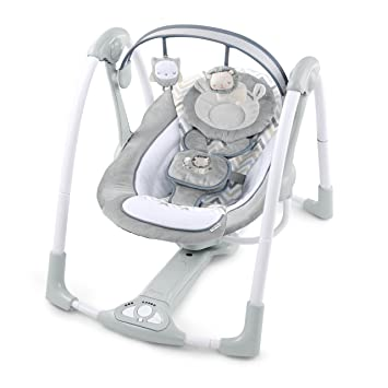 0534a5d00d59 Ingenuity Power Adapt Portable Swing - Braden