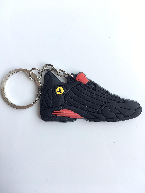 SneakerKeychainsNY Jordan Retro 14 - Llavero con Zapatillas ...