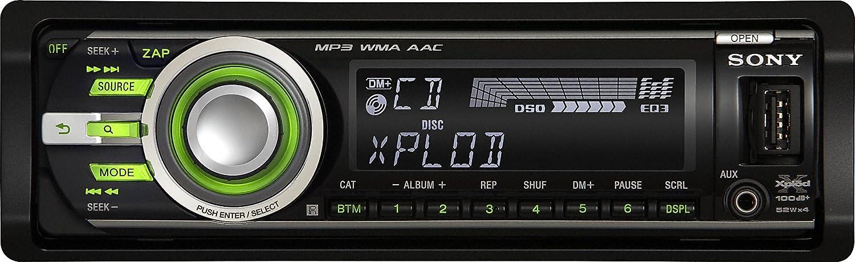 amazon com sony cdx gt630ui mp3 wma aac compliant cd receiver rh amazon com