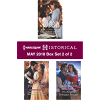 Harlequin Historical May 2018 - Box Set 2 of 2: The Outlaw and the Runaway\Lady Cecily and the Mysterious Mr. Gray\The Knight's Forbidden Princess