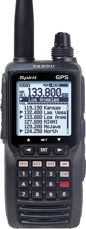 YAESU FTA-750L Transceptor Banda Aerea 108-136, 200 canales. VOR ...