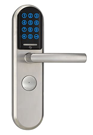 Astc Electronic Keyless Entry Door Locks With Digital Keypads