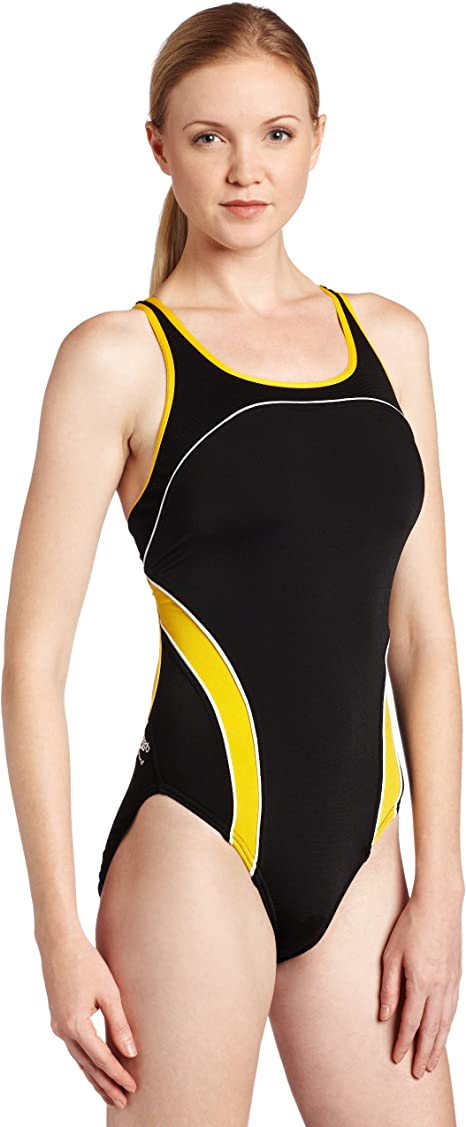 Amazon.com: Speedo Endurance + de la mujer Side Shirred ...