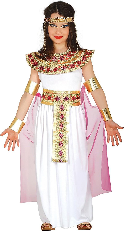 Guirca- Disfraz egipcio, Talla 5-6 años (85943.0): Amazon.es ...