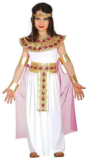 Guirca- Disfraz egipcio, Talla 5-6 años (85943.0)