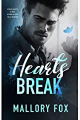 Hearts Break: A Dark Stepbrother Bully Romance (Wicked Hearts At War Book 3) Kindle Edition