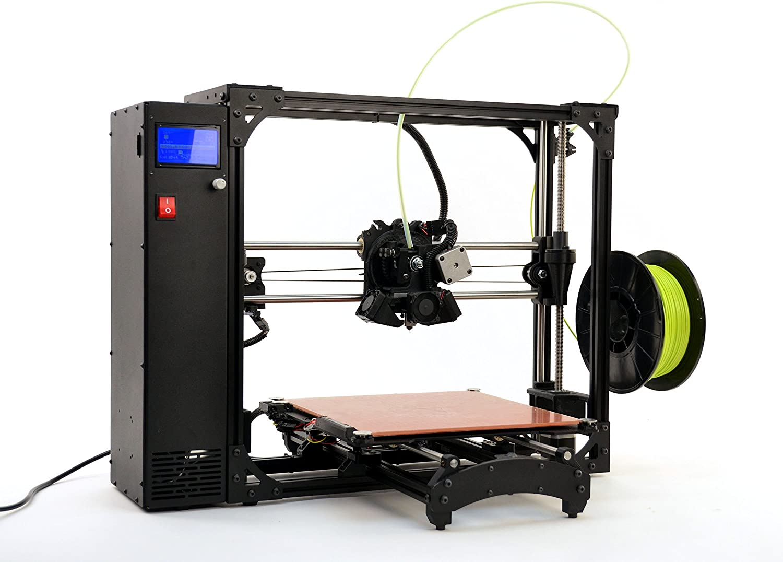 lulzbot Taz 6 Gran Formato Impresora 3D de Escritorio: Amazon.es ...