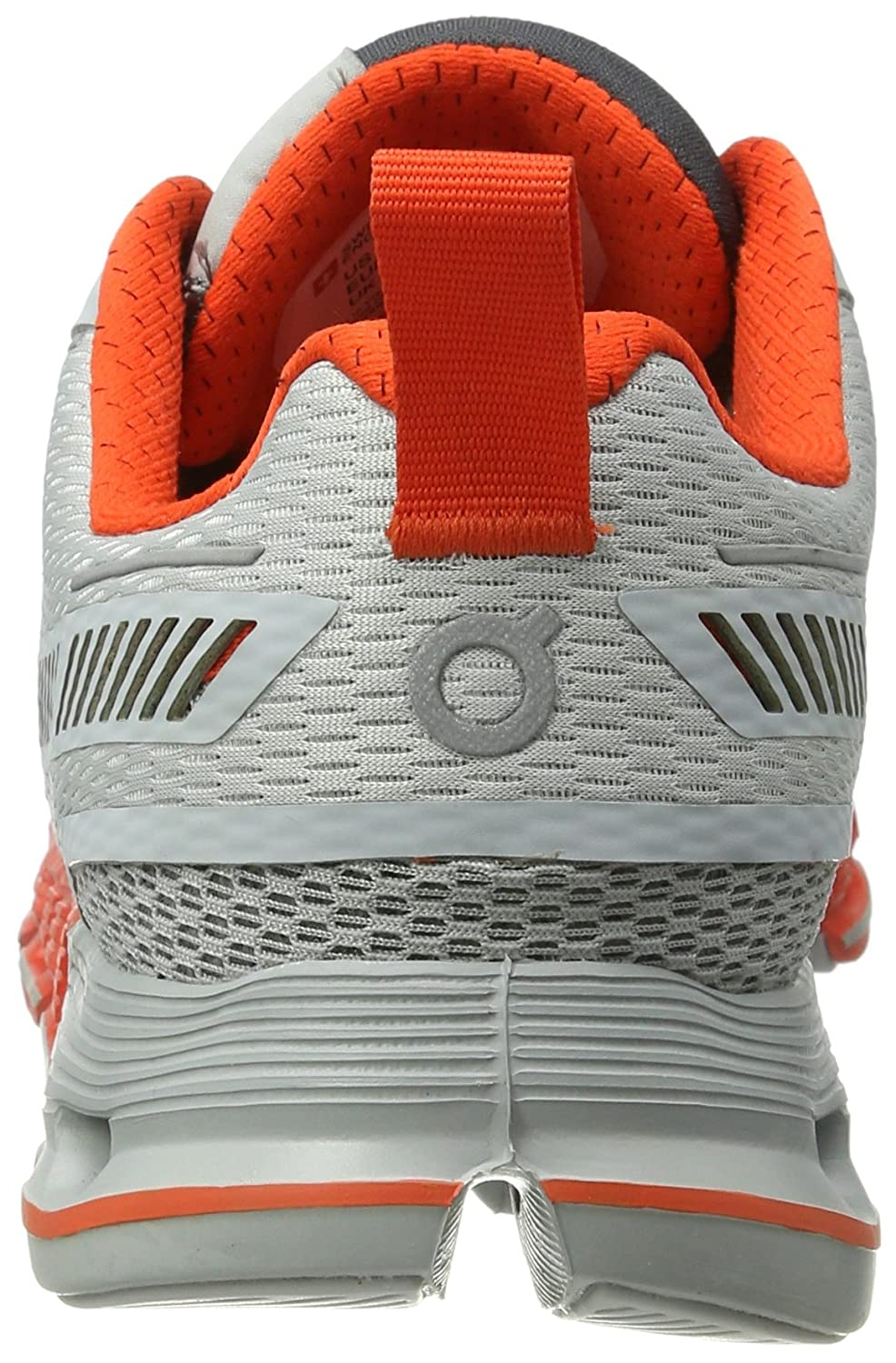 On Running Men's US Cloudflyer Sneaker Iron/Sky B01HNYE27C 9.5 D(M) US Men's - Men's|Glacier/Spice 8fc020