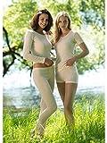 EcoAble Apparel Women's Merino Wool Underwear Boy