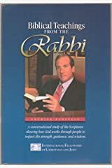 Biblical Teachings from the Rabbi Hardcover