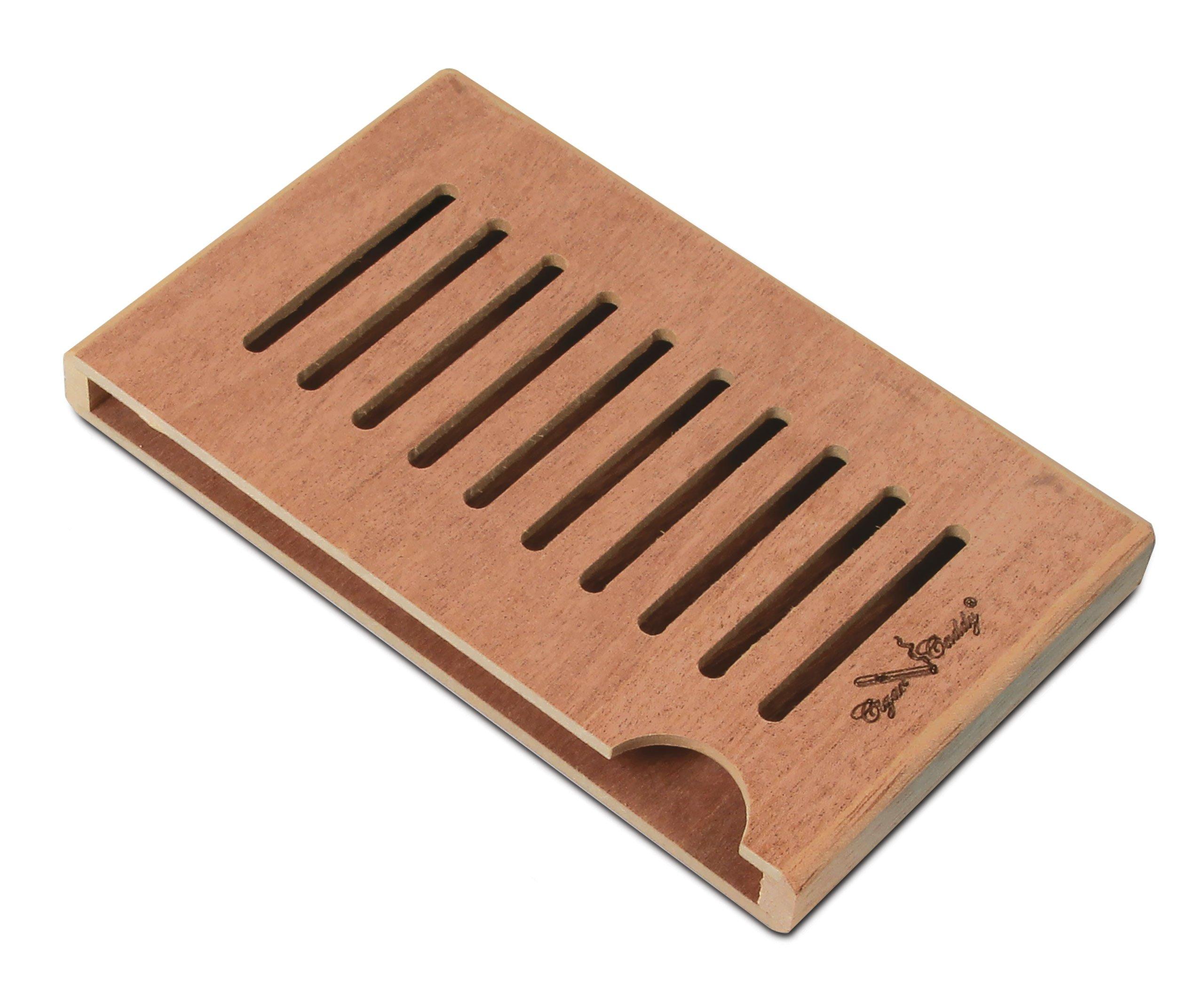 Cigar Caddy Single Boveda Pack Holder, 5 x 3.75 x 6