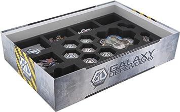 Feldherr Foam Set Compatible with Sword and Sorcery: Darkness Falls - Board Game Box: Amazon.es: Juguetes y juegos