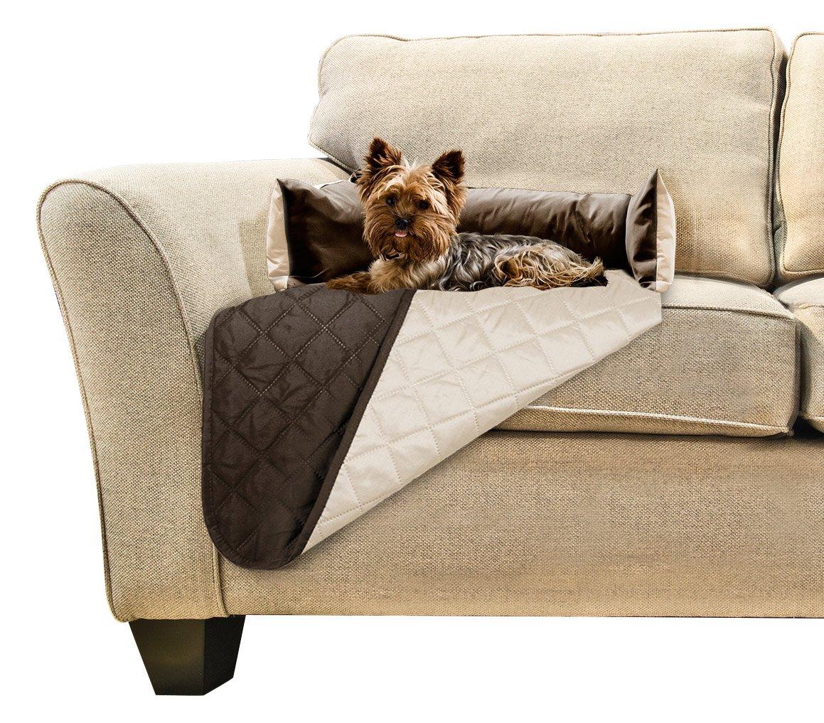 amazoncom  furhaven pet sofa buddy pet bed furniture cover  - amazoncom  furhaven pet sofa buddy pet bed furniture cover smallespressoclay  pet supplies