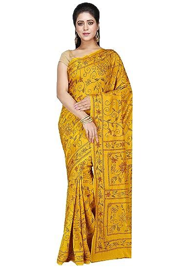 Buy RB Sarees 100% Pure Tussar Matka Silk Saree with all