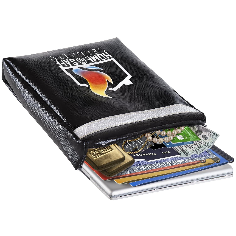 Description of HSS XL Fireproof Money Bag