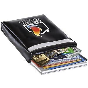 2. HSS XL Fireproof Money Bag