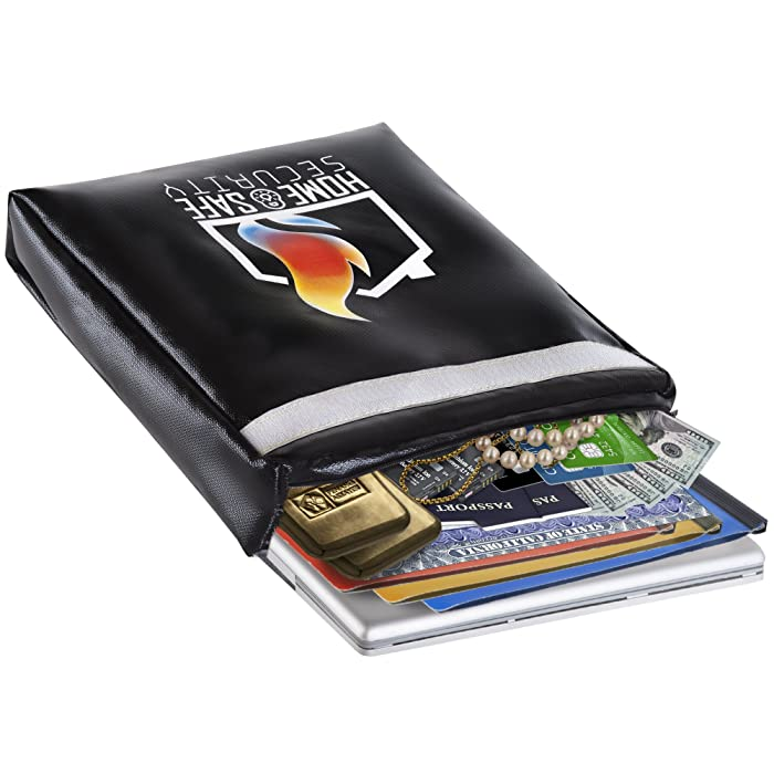 HSS XL Fireproof Money Bag