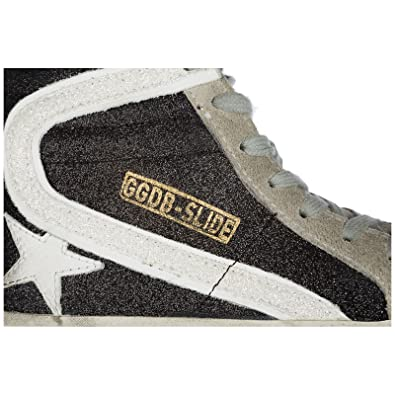 7be0e1bdf85ec Golden Goose Women's Shoes High Top Leather Trainers Sneakers Slide ...