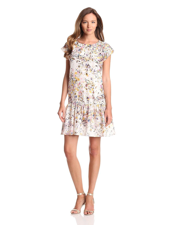 45207d7140b4 Amazon.com: Cynthia Rowley Women's T-Shirt Dress: Clothing