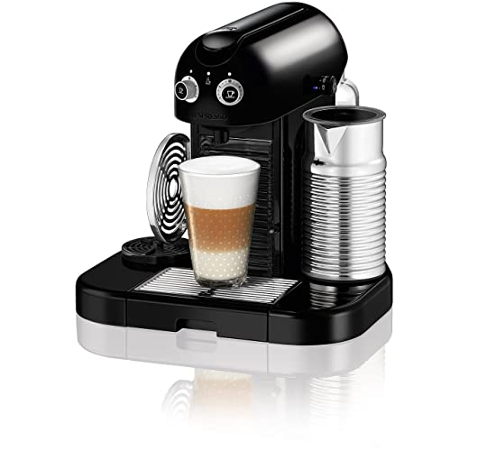 Nespresso C520 Gran Maestria Espresso Maker, Black