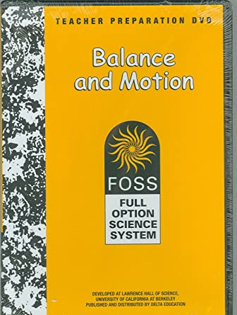 amazon com full option science system foss balance and motion rh amazon com Balance and Motion Lessons Balance and Motion Roller Coaster