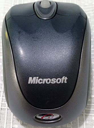 Microsoft Wireless Notebook Optical Mouse Model 1023