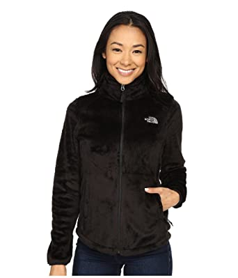 bf4bbde2a The North Face Women's Osito 2 Jacket TNF Black Outerwear