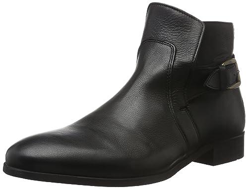 SHOE THE BEAR Eliot L, Botines para Hombre, Negro (Black), 43 EU: Amazon.es: Zapatos y complementos
