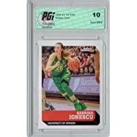 $49 » Sabrina Ionescu 2020 SI for Kids #895 1st Rookie Card Ever Made PGI 10 Liberty