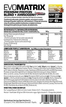 HSN Sports Evomatrix Proteína de Liberación Secuencial Sabor ...