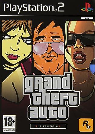 GTA Trilogy: GTA3 - GTA VC - GTA S.A.: Amazon.es: Videojuegos