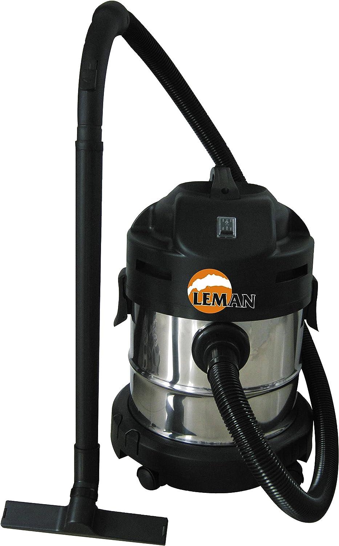 Leman LOASP201 Aspirador de líquidos y polvo: Amazon.es: Bricolaje ...
