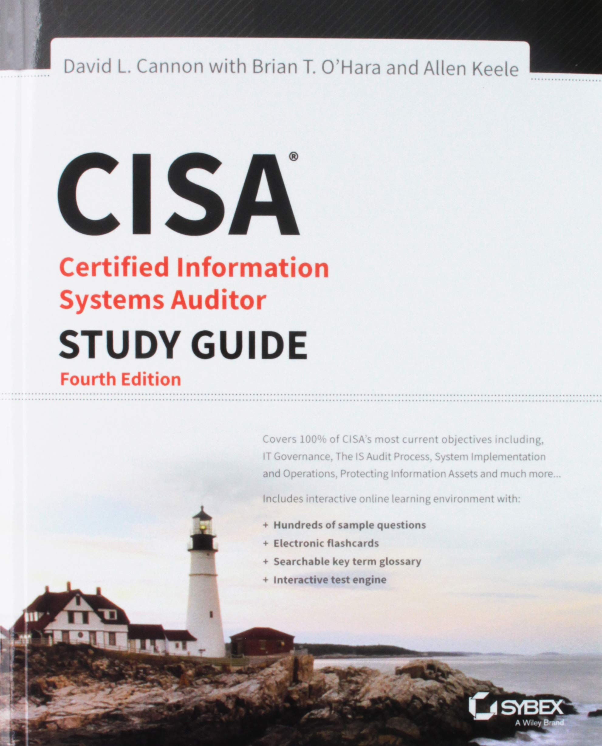 CISA Certified Information Systems Auditor Study Guide, 4th Edition:  Amazon.co.uk: David L. Cannon, Allen Keele: 9781119056249: Books