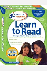 Hooked on Phonics Learn to Read - Levels 5&6 Complete: Transitional Readers (First Grade | Ages 6-7) (Learn to Read Complete Sets)