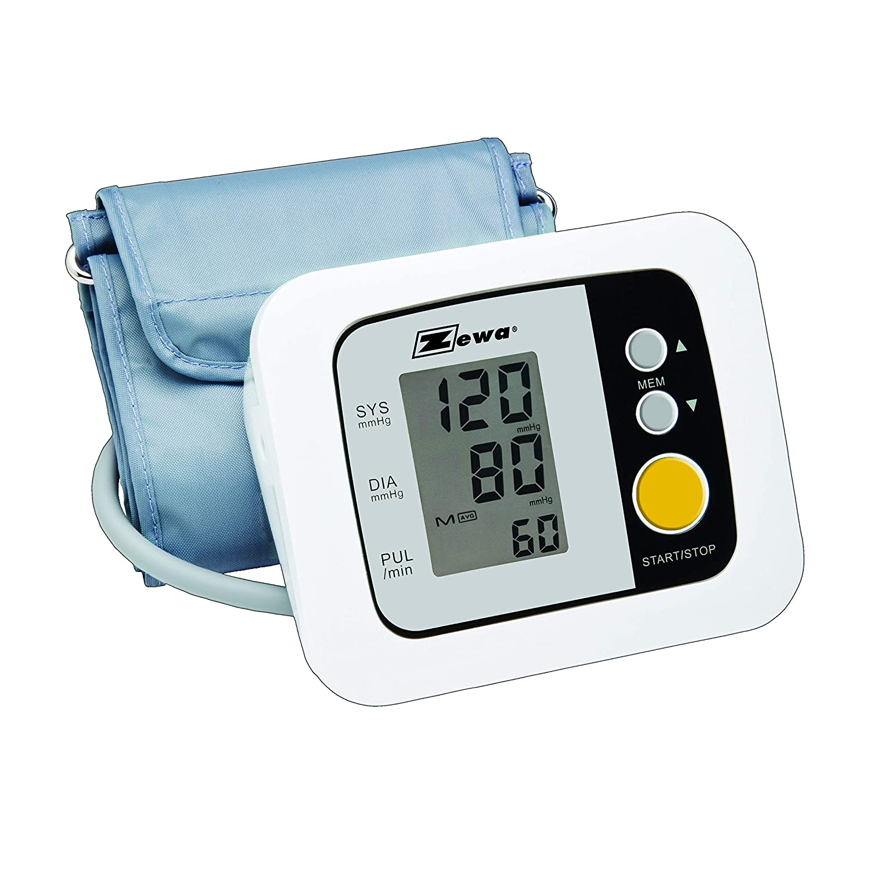Zewa UAM-720 Automatic Blood Pressure Monitor