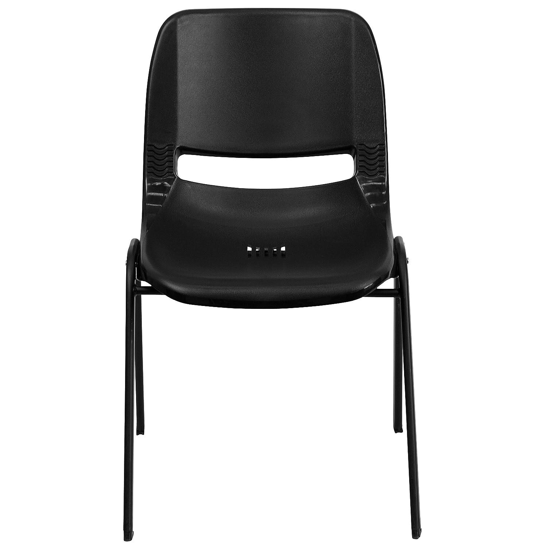 Amazon Flash Furniture HERCULES Series 440 lb Capacity Black