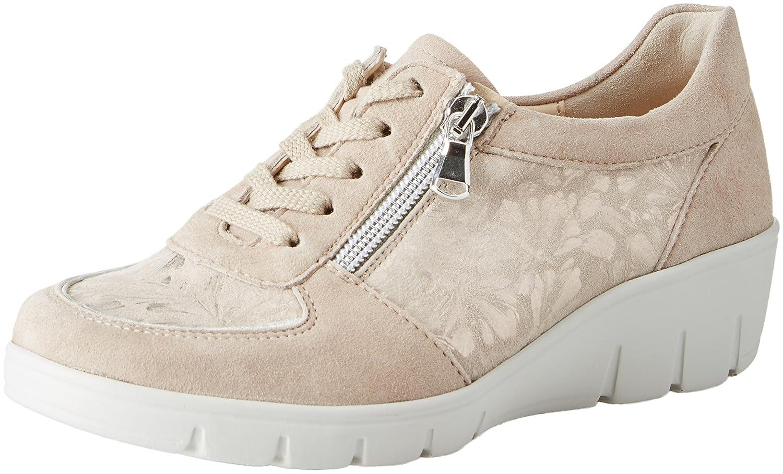 Semler Judith Zapatos de Cordones Brogue Mujer 43 1/3 EU Beige (Panna 028)