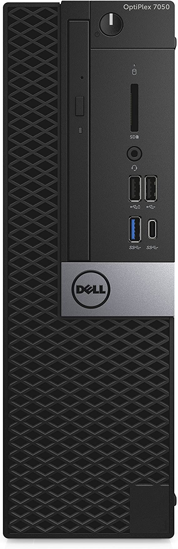 DELL, OptiPlex 7050 3.6 GHz i7 - 7700 SFF - PC negro