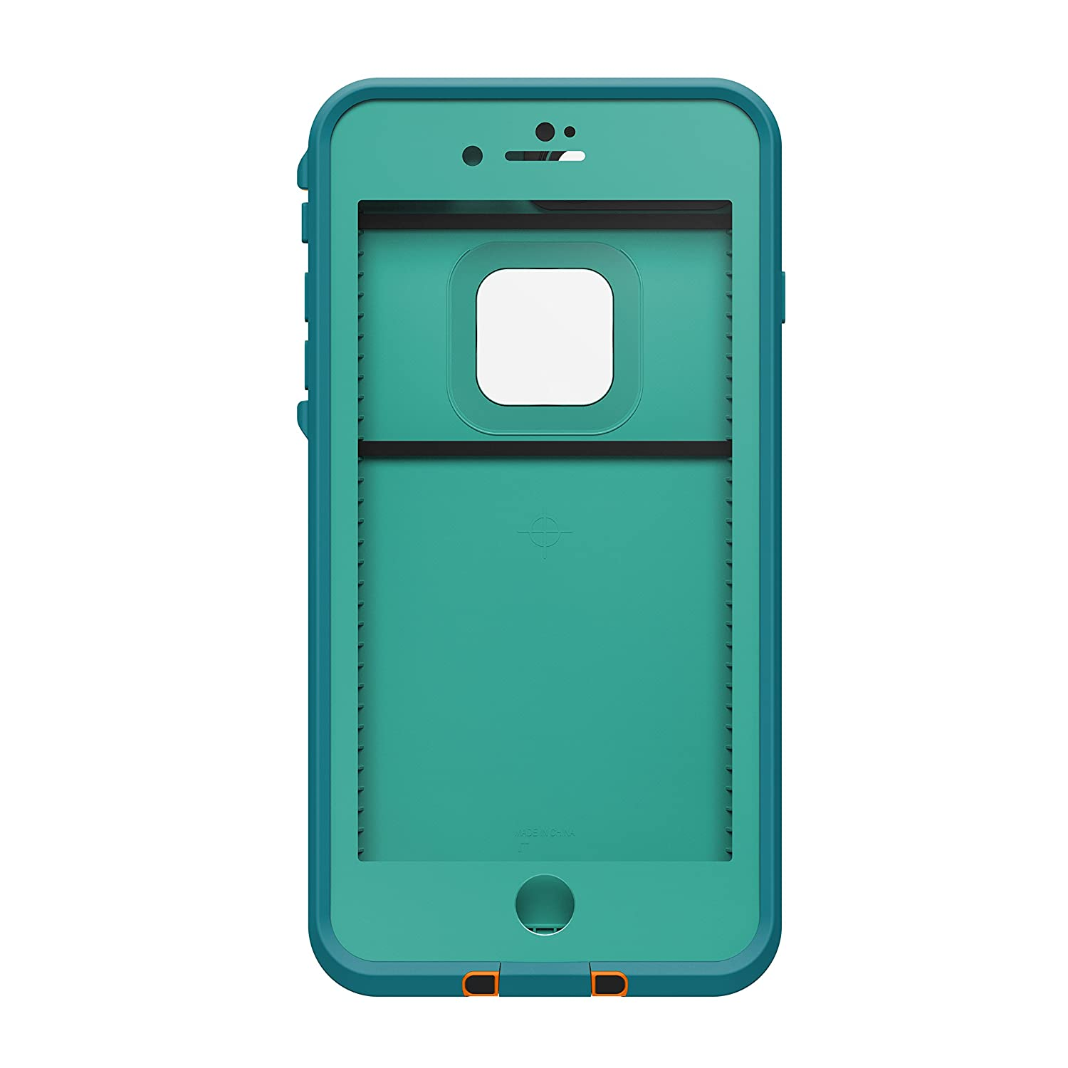 Amazon.com  Lifeproof FRĒ SERIES Waterproof Case for iPhone 7 Plus (ONLY) -  Retail Packaging - SUNSET BAY (LIGHT TEAL MAUI BLUE MANGO TANGO)  Cell  Phones   ... a1b08bd485774
