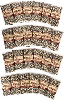 product image for Amish Country Popcorn | 24 (4 Oz Bags) Blue Kernels | Old Fashioned with Recipe Guide