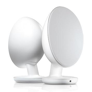 kef egg wireless digital music system. kef egg wireless digital music system - white kef egg i