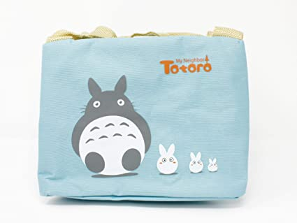 329bd3e21c18 My Neighbor Totoro Lunch Bag for Kids, an Insulated Thermal Picnic ...
