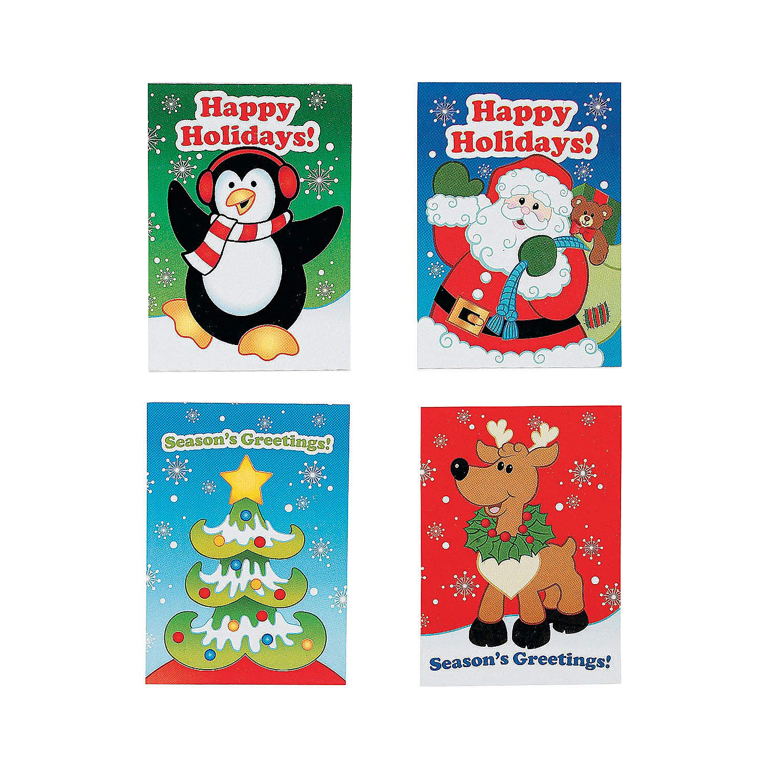 "72 Mini Holiday Fun and Games Activity Books/Stocking Stuffers/Party Favors/Teachers/Daycare/2 1/2"" x 3 1/2"""