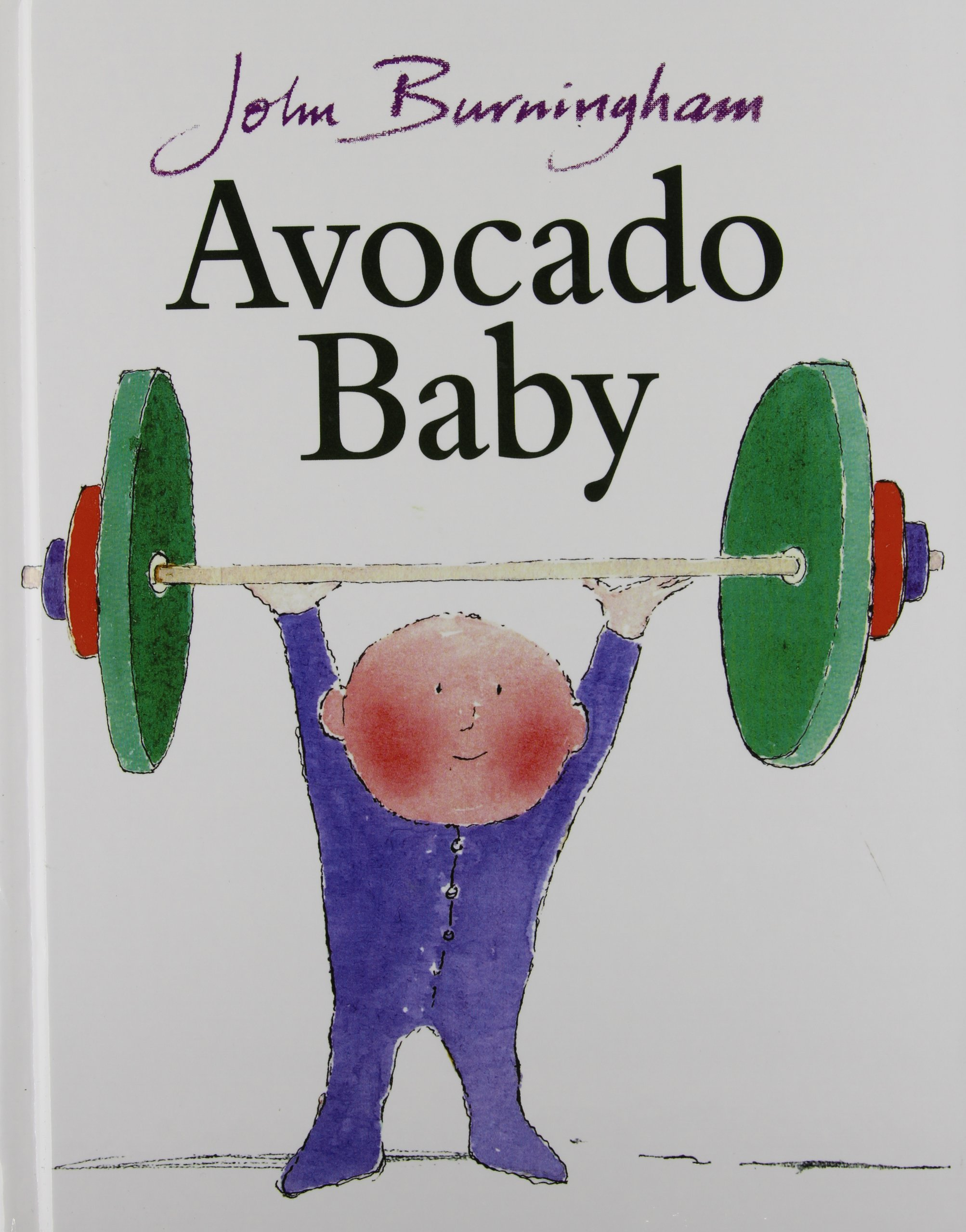 Avocado Baby by Paw Prints 2007-06-28 (Image #1)
