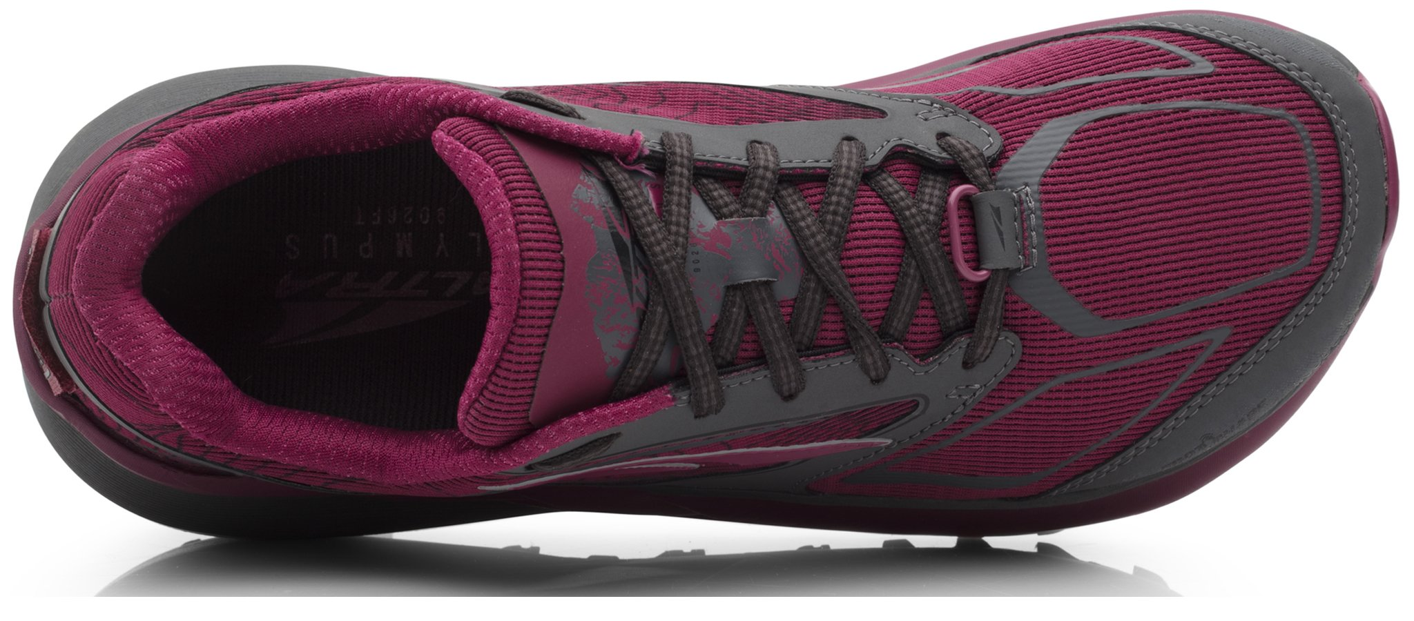 Altra AFW1859F Women's Olympus 3 Trail Running Shoe, Raspberry - 11 B(M) US by Altra (Image #3)