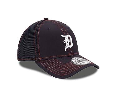 4458d622f4f2be Amazon.com : New Era MLB Neo 39THIRTY Stretch Fit Cap : Sports & Outdoors